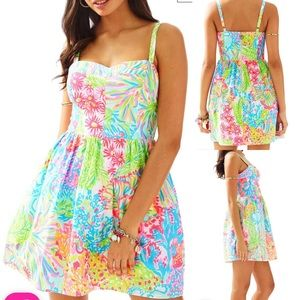 Lilly Pulitzer ARDLEIGH SUNDRESS-size 8